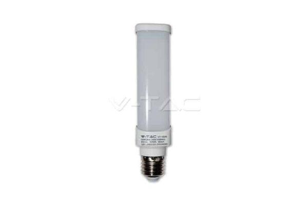 Comprar  Bombilla Led E27 PL 6W V-TAC 485LM 6000K