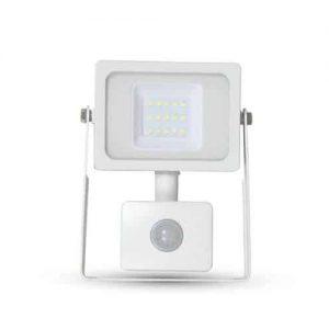 Comprar  Proyector Led Blanco PIR Sensor Series IP44 10W 800LM 4500K