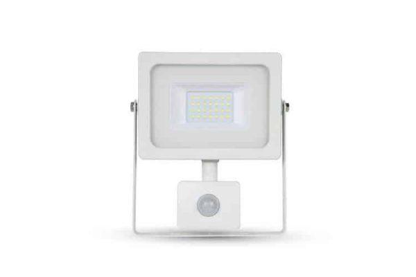 Comprar  Proyector Led Blanco PIR Sensor Series IP44 20W 1600LM 3000K