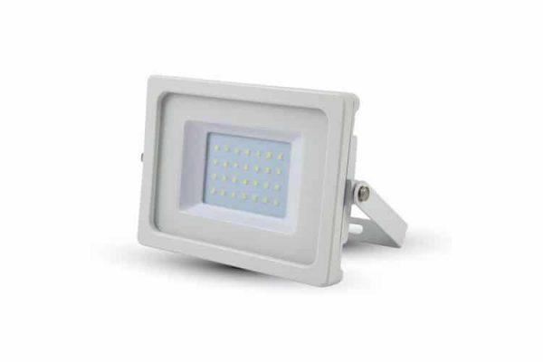 Comprar  Proyector Led Blanco Premium SLIM IP65 30W 2550LM 4500K