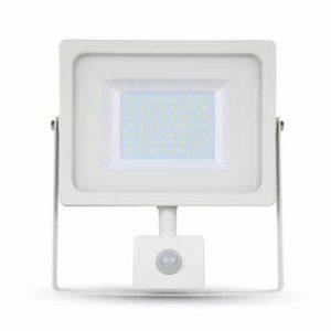 Comprar  Proyector Led Blanco PIR Sensor Series IP44 50W 4250LM 6000K
