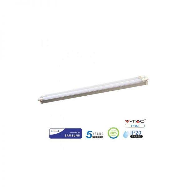 Comprar  Regleta Led Doble - Tubos Led Incluidos 36W 3400LM 6400K